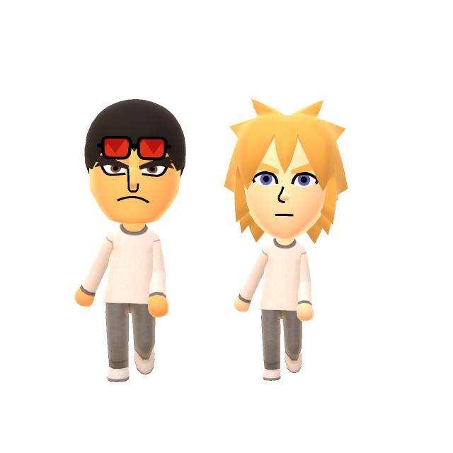 Cloud & Ryu