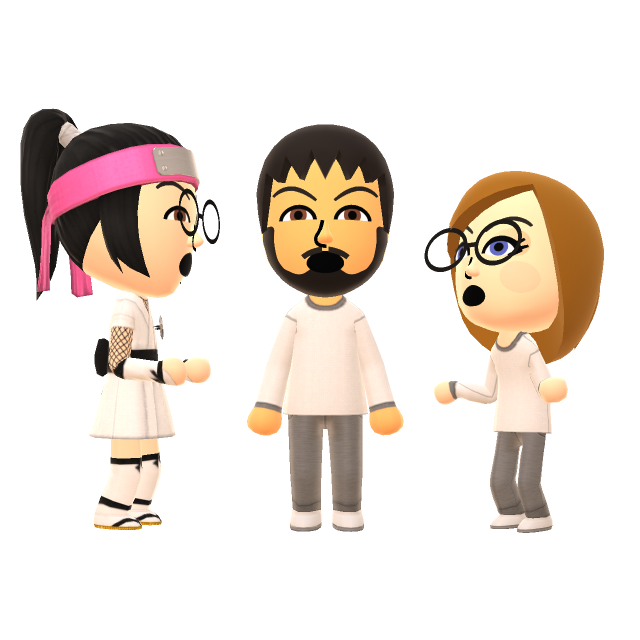 Akira, Sachi & Lilly